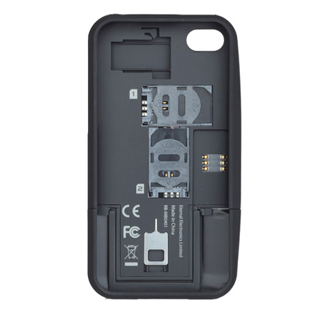 dual sim iphone thumbsup dual sim for iphone 4 4s 10522