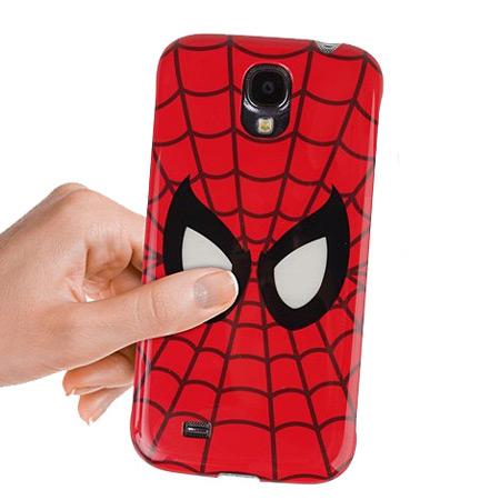 Samsung Galaxy S4 MARVEL Spider-Man Beam Case