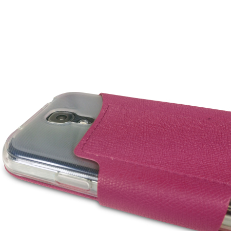 Sonivo Origami Case and Stand for the Samsung Galaxy S4 - Purple