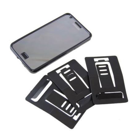 3 Supports transportables format carte de crédit OriCardi Horizontal
