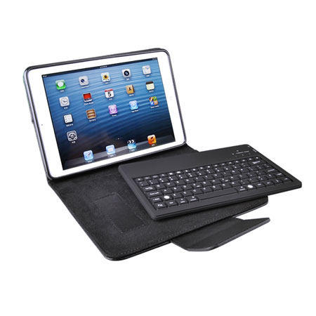 Avantree Mini iPad Mini 3 / 2 / 1 Bluetooth Keyboard Case - Black
