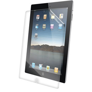 InvisibleSHIELD Screen Protector HD for Apple iPad 4 / 3 / 2