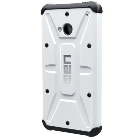 UAG Protective Case for HTC One M7 - Navigator - White