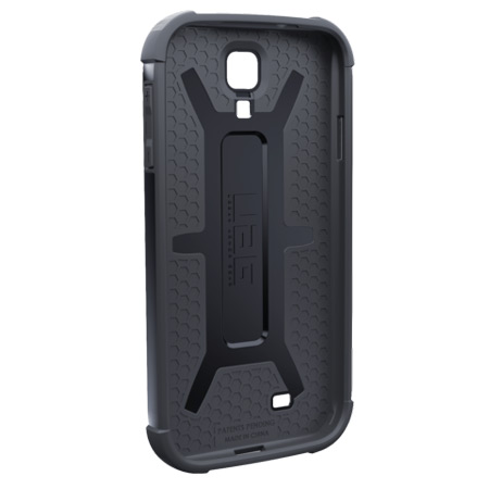 UAG Protective Case for Samsung Galaxy S4 - Scout - Black