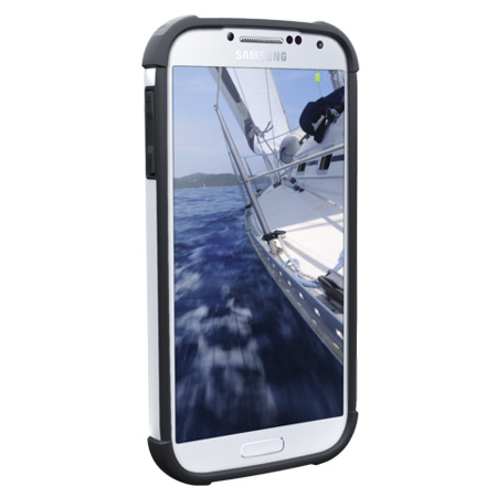 UAG Protective Case for Samsung Galaxy S4 - Navigator - White