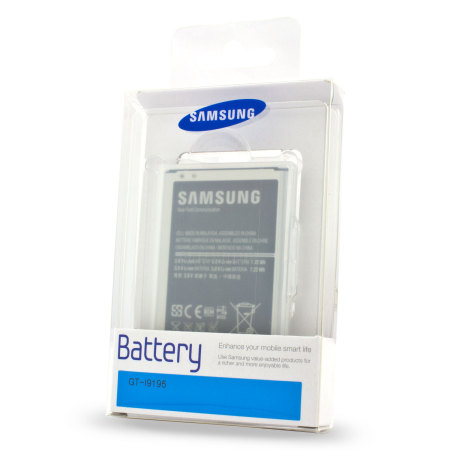 Official Samsung Galaxy S4 Mini 1900mAh Standard Battery