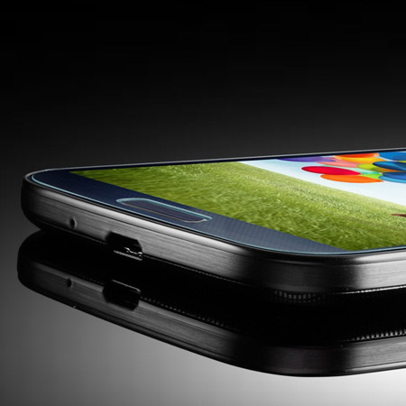Spigen SGP Galaxy S4 GLAS.t NANO SLIM Tempered Glass Screen Protector