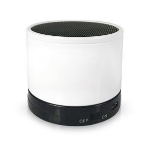 Sonivo SW100 Bluetooth Speaker Phone - White
