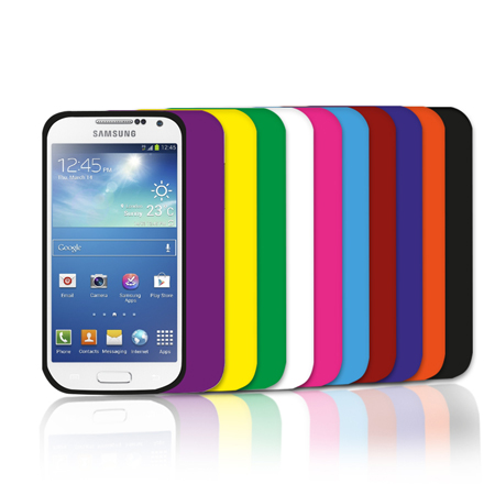 buy popular 495b5 3e6d4 10-in-1 Silicone Case Pack for Samsung Galaxy S4 Mini