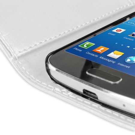 Samsung Galaxy S4 Mini Case - White