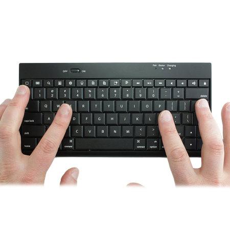 Kit: Slim Bluetooth Keyboard - Black