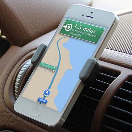 Kenu Airframe tragbare KFZ Halterung und Deskstand für Smartphones