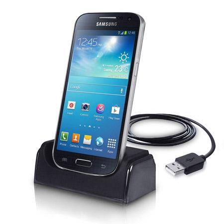 Dock for Samsung Galaxy S4 Mini - Black