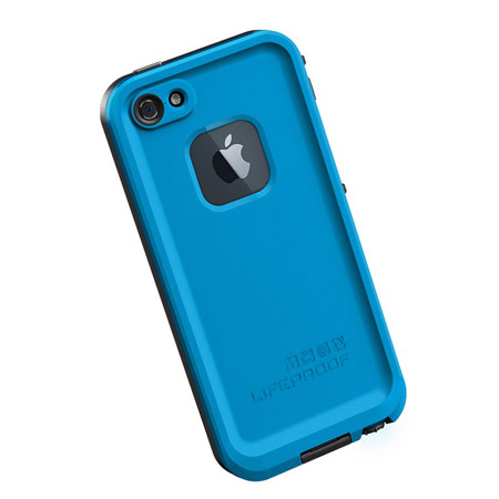 on sale e7931 774d9 LifeProof Indestructible Case for iPhone 5 - Cyan