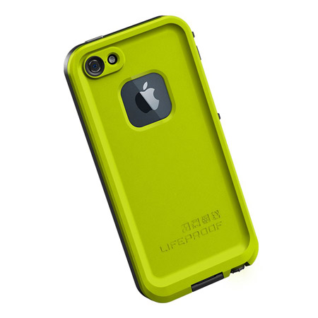 brand new a3960 ae51b LifeProof Indestructible Case for iPhone 5 - Lime