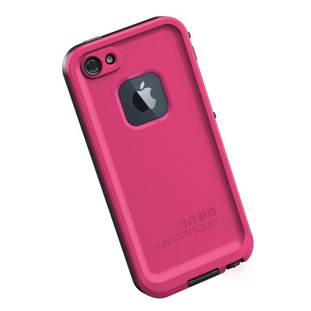 LifeProof Indestructible Case for iPhone 5 - Magenta
