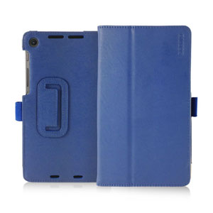 Sonivo Leather Style Case for Google Nexus 7 2013 - Blue
