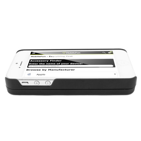 Esorun FA70 Battery Pack & Case for Apple iPhone 5S / 5 - Black