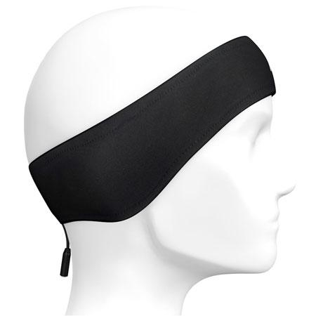 KitSound Sport Band Headphones - Black