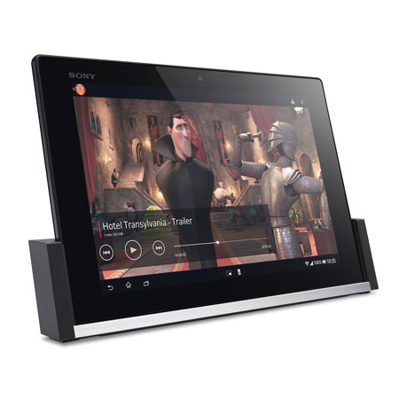 Official Sony Charging Cradle for Xperia Tablet Z