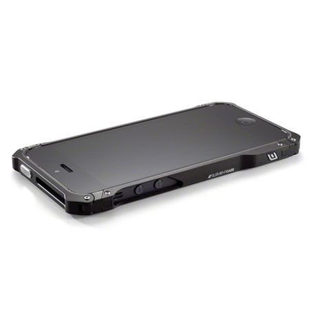 wholesale dealer 99f61 f4442 ElementCase Sector 5 Standard Edition Case for iPhone 5S / 5 - Black