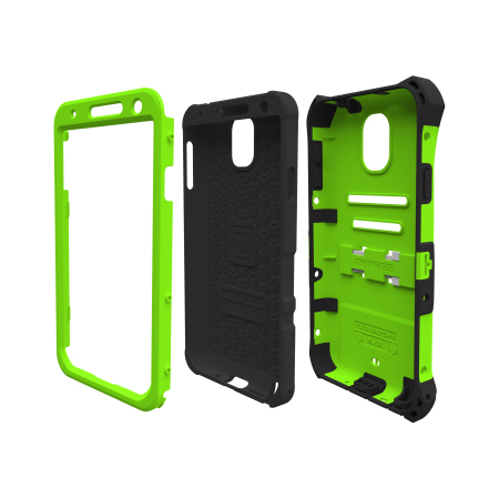 Trident Kraken AMS Case for Samsung Galaxy Note 3 - Green
