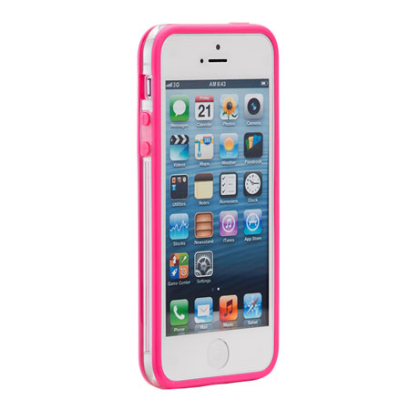 iphone 5s bumper case mate hula bumper for iphone 5s 5 pink 14753