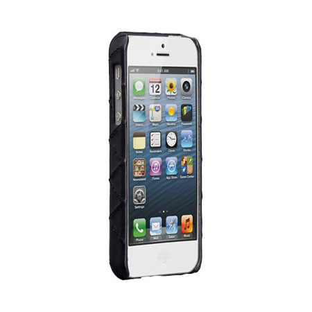Case-Mate Madison Quilted Case for iPhone 5S/5 - Black