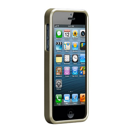 Case-Mate Refined Glam Case for iPhone 5S/5 - Champagne