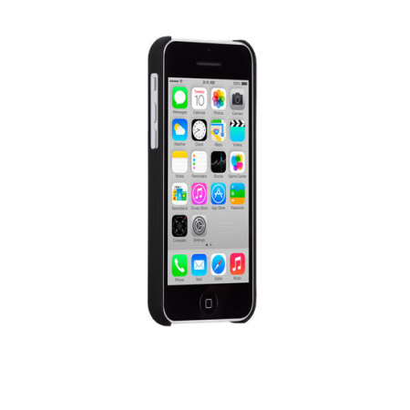 Case-Mate Barely There Case for iPhone 5C - Black
