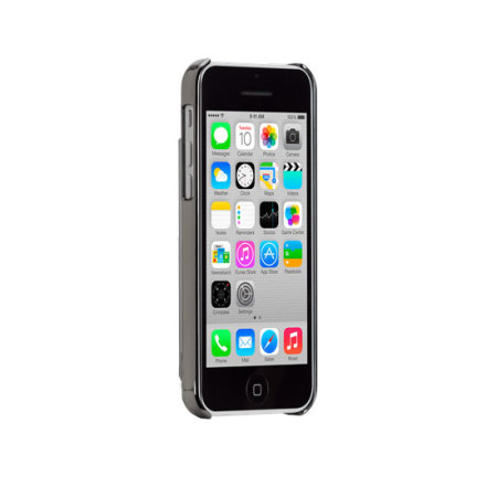 Case-Mate Barely There ID Case for iPhone 5C - Chrome