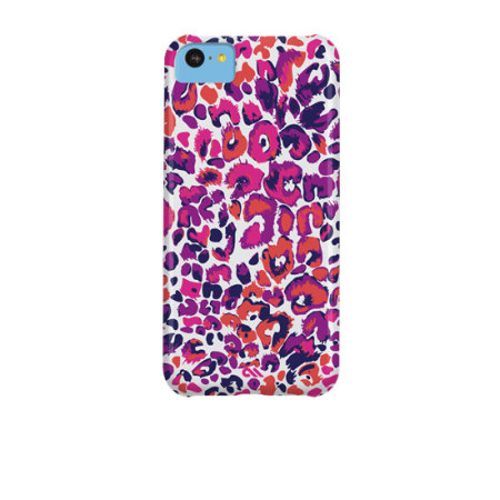 Case-Mate Barely There Prints Case for iPhone 5C - Painted Cheetah