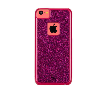 iphone 5c in pink mate glimmer for iphone 5c pink 6170
