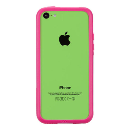 iphone 5c pink mate hula bumper for iphone 5c pink 1310