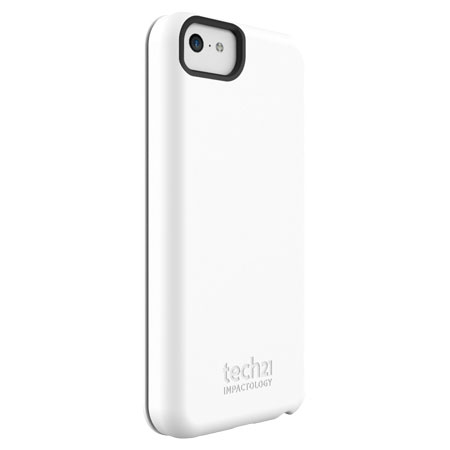 Tech21 Impact Snap With Cover For iPhone 5C - White
