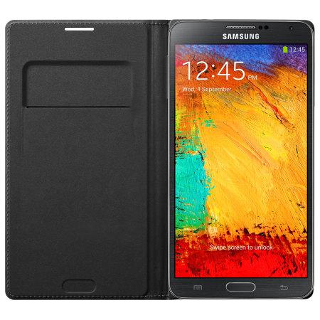 Flip wallet pour Galaxy Note 3 : tout simplement parfait !