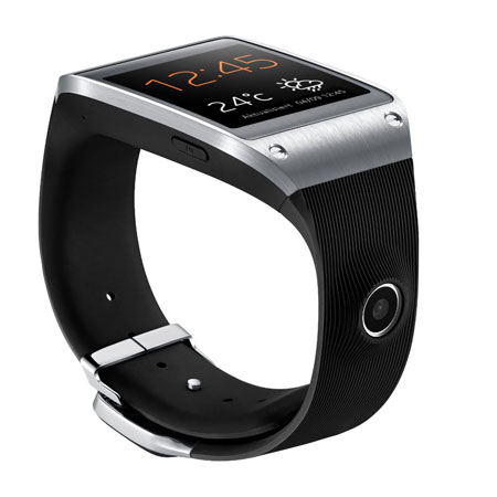 samsung galaxy gear smartwatch black
