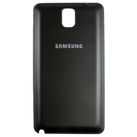 サムスン純正Galaxy Note 3用ワイヤレス充電カバー(ブラック)