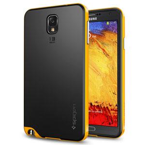 new arrival bc05a 23bde Spigen SGP Neo Hybrid Case for Samsung Galaxy Note 3 - Reventon Yellow