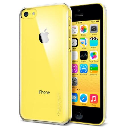 Spigen SGP  Ultra Thin Air Case for iPhone 5C - Clear