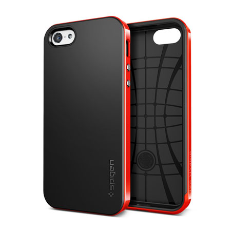 Spigen SGP  Neo Hybrid for iPhone 5C - Dante Red