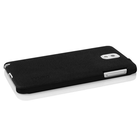 larger image of Incipio Hyde Case for Samsung Galaxy Note 3 - Black