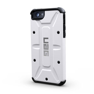 UAG Protective Case for iPhone 5S/5 - White