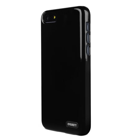 black iphone 5c cygnett form pc for iphone 5c black 10275