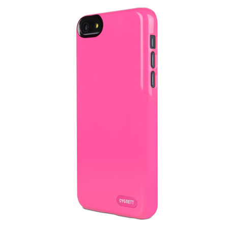 Cygnett Form PC Case for iPhone 5C - Pink