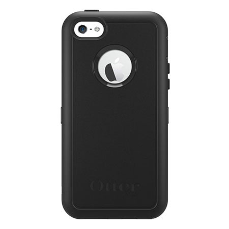 otterbox for iphone 5c otterbox defender series for iphone 5c black 15809