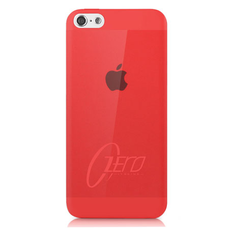 ITSKINS Zero 3 Lightweight Case for iPhone 5C - Red