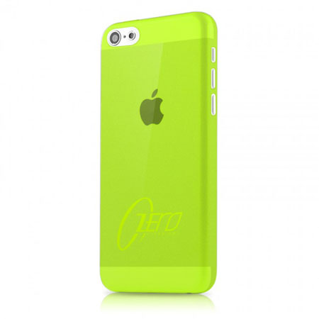 ITSKINS Zero 3 Lightweight Case for iPhone 5C - Green