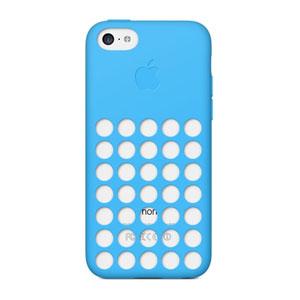 Official Apple iPhone 5C Case - Blue