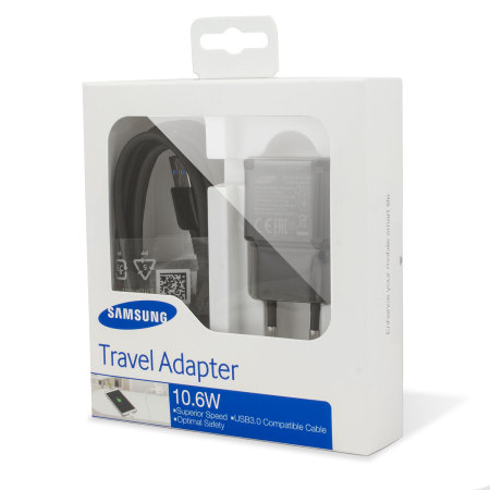 Travel Adapter with Micro USB 3.0 Cable
